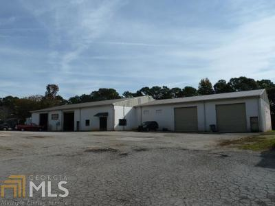 Griffin Commercial For Sale: 1356 Meriwether St