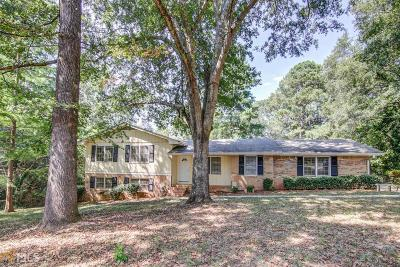 Conyers Single Family Home For Sale: 1038 Duke Dr