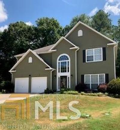 Covington Single Family Home For Sale: 8136 Woodland Ct