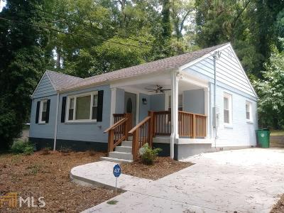 Decatur Rental For Rent: 1840 Hillsdale Dr