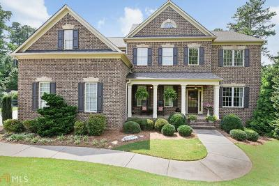 Alpharetta Single Family Home For Sale: 510 Heathmill Ct