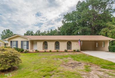 Stone Mountain Single Family Home Back On Market: 598 Rollingwood Dr
