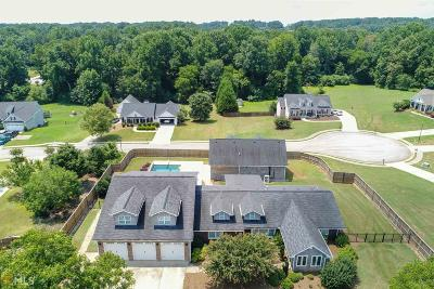 Jefferson Single Family Home For Sale: 881 Jackson Trail Rd