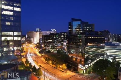 Realm Condo/Townhouse For Sale: 3324 Peachtree Rd #911