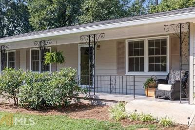 Chamblee Single Family Home For Sale: 4126 N Shallowford Rd
