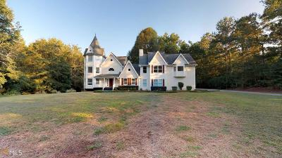 Sharpsburg Single Family Home For Sale: 182 Ragsdale Rd
