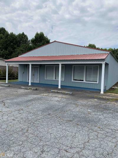 Habersham County Commercial For Sale: 1121 Historic Highway 441
