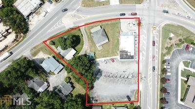 Habersham County Commercial For Sale: 389 Washington St