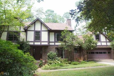 Lilburn Single Family Home For Sale: 4735 Buckskin Trl