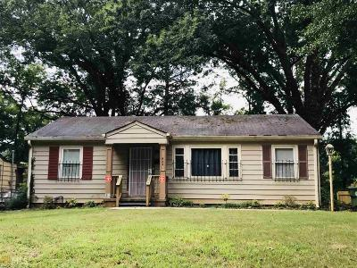 Sylvan Hills Single Family Home For Sale: 924 Astor