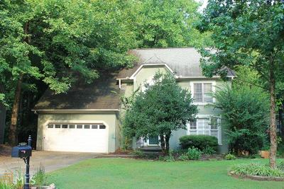 Powder Springs Single Family Home For Sale: 3386 Split Wood Way