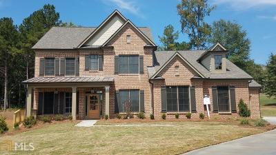 Hoschton Single Family Home For Sale: 2442 Sunflower Dr