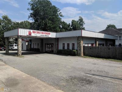 Griffin Commercial For Sale: 210 East Poplar St