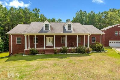 Butts County Single Family Home For Sale: 1277 Chappell Mill Rd