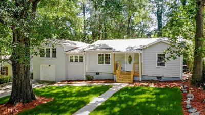 Grove Park Single Family Home For Sale: 487 Aberdeen Dr