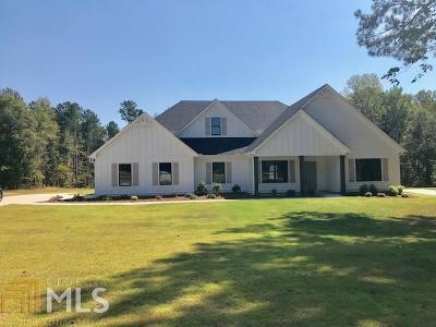 Moreland Single Family Home For Sale: Allison Rd #Lot 2
