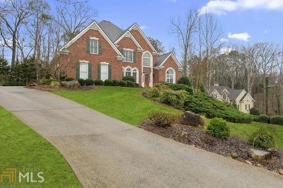 Woodstock Single Family Home For Sale: 5015 Towne Lake Hills N