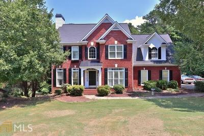 Suwanee Single Family Home For Sale: 939 Lakemere Crest