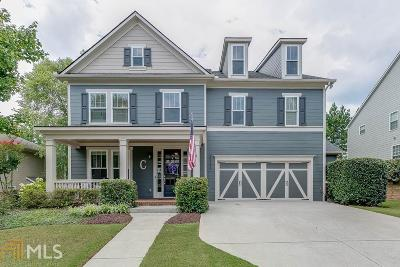 Hoschton Single Family Home For Sale: 6227 Cedar Springs Ln