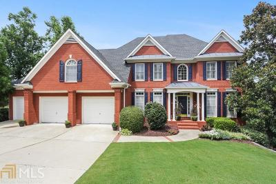 Marietta Single Family Home For Sale: 4631 Murphy Mill Ct