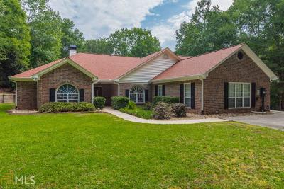 Douglasville Single Family Home For Sale: 5750 W Chapel Hill Rd