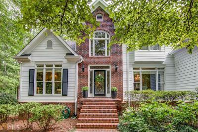 Covington Single Family Home Under Contract: 407 Buckingham Dr