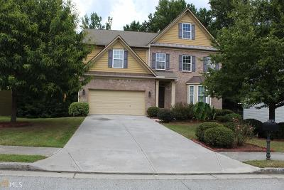 Conyers Single Family Home Under Contract: 1381 Revel Cove Dr