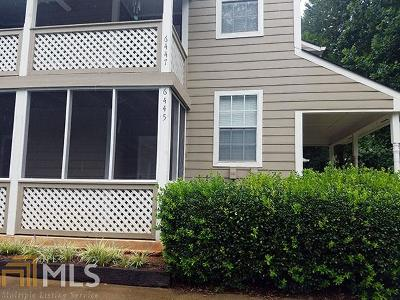 Clayton County Condo/Townhouse For Sale: 6445 Northridge Dr