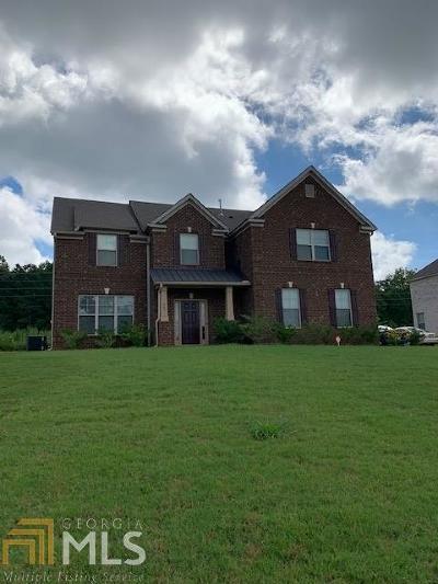 Stockbridge Single Family Home For Sale: 245 Ironwood Dr