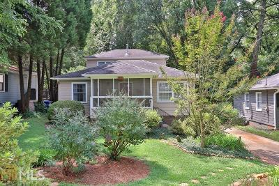 Ormewood Park Single Family Home For Sale: 1099 Napier St