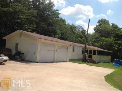 Gainesville Single Family Home For Sale: 4350 Dawsonville Highway
