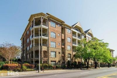 Midtown Condo/Townhouse For Sale: 625 Piedmont Ave #1027
