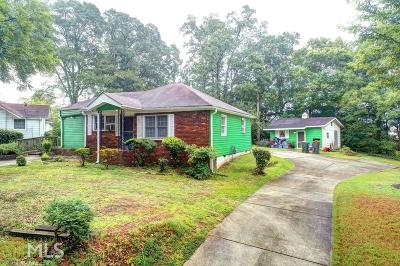Norcross Single Family Home For Sale: 329 Autry St