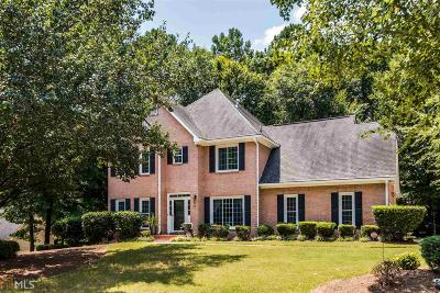 Fayetteville Single Family Home For Sale: 125 Riverlook Mill