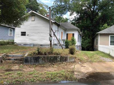 Washington Park Single Family Home For Sale: 1005 NW Mayson Turner Rd