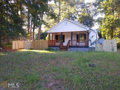 Dallas Single Family Home For Sale: 369 Old Acworth Rd