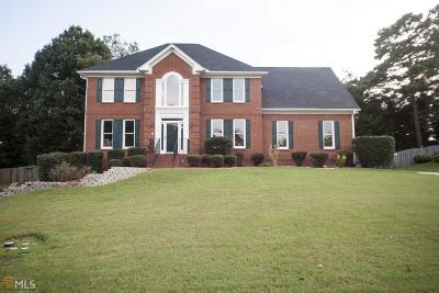 Snellville Single Family Home For Sale: 2895 Manor Brook Ct