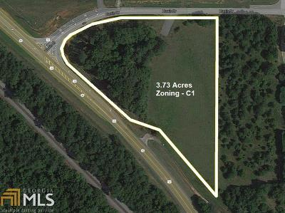 McDonough Commercial For Sale: Highway 42/Harris Dr