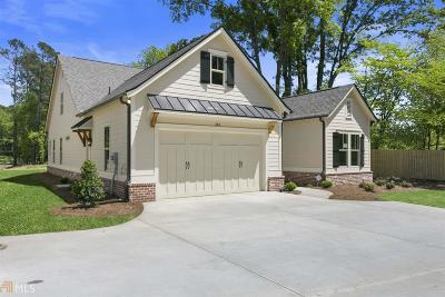 Powder Springs Single Family Home For Sale: 281 Holland Rd
