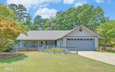 Lavonia Single Family Home For Sale: 451 Cedar St
