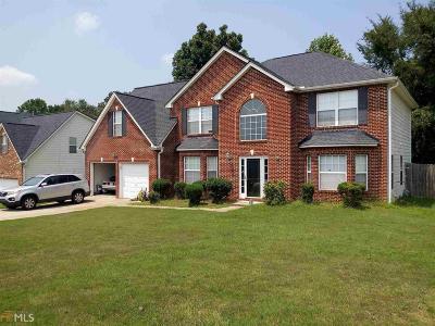 Ellenwood Single Family Home For Sale: 2443 Deer Spring Ct