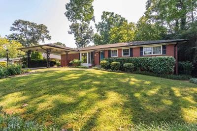 Decatur Single Family Home For Sale: 221 Chelsea Cir