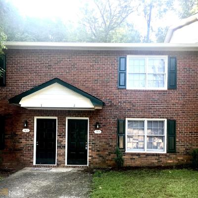 Snellville Rental For Rent: 3174 Sloping Ter