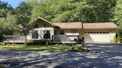 Rabun County Single Family Home For Sale: 38 Seabrook