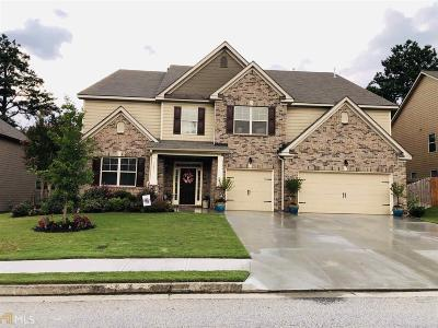 Dacula Single Family Home For Sale: 3241 Canyon Glen Way