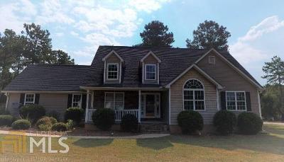 Barnesville Single Family Home For Sale: 155 N Evergreen