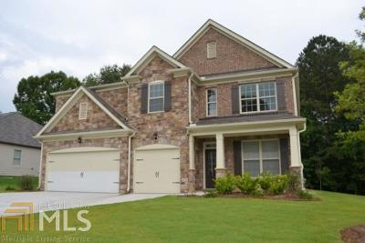 Powder Springs Single Family Home For Sale: 5384 Silver Woods Walk