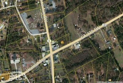 Covington Commercial For Sale: Georgia Highway 138