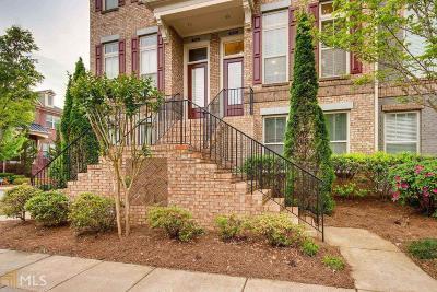 Atlanta Condo/Townhouse For Sale: 2618 Greythorne Trl