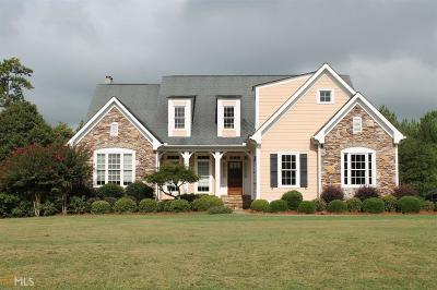 Barnesville Single Family Home New: 134 Brothers Ct